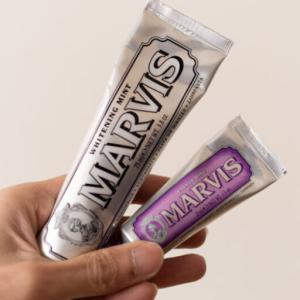 マービス(MARVIS)の歯磨き粉のレビュー【ジャスミンが超おすすめ】