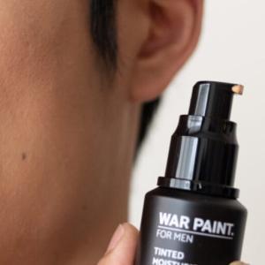 【イギリス発メンズコスメ】WAR PAINTのBBクリームなら肌印象を手軽にアップできる!