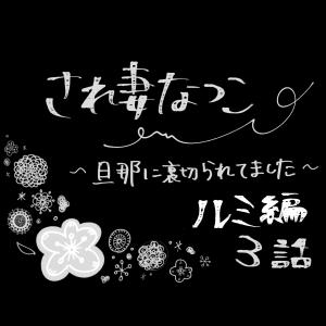 され妻なつこ〜ルミとの過去編〜3話
