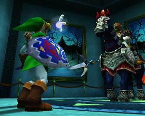 3DS「ゼルダの伝説 時のオカリナ」 森の神殿~炎の神殿