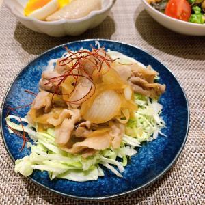 【レシピ】ご飯がなくてもお腹満腹!豚皿キャベツ