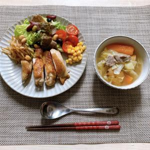 【レシピ】食べるスープ♪豚肩ロースとゴロゴロ野菜のポトフ