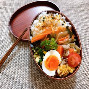 【お弁当】鯖の竜田揚げ〜甘酢あんかけ弁当〜