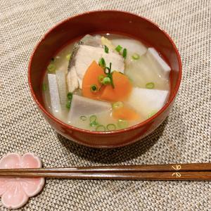 【レシピ】温活♪素材の旨味たっぷり重ね煮味噌汁