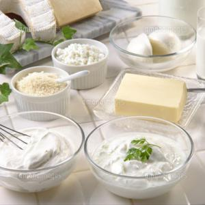 乳製品とがんの関係。植物性食品に置きかえよう。