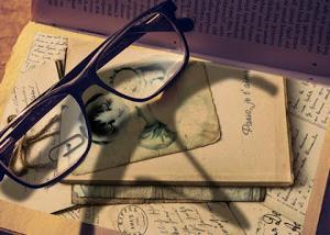 ブルーカット乱視入り度付き老眼鏡は快適