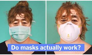 N95マスクが密輸されて高値で売られた