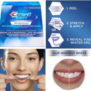 crest&colgate歯磨き粉、歯のケア