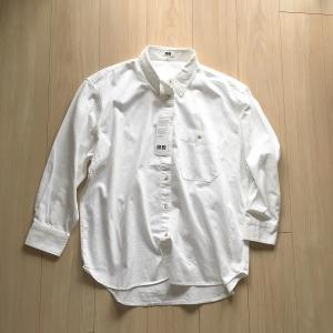 ユニクロで見つけた使える逸品!UNIQLO U デニムオーバーサイズシャツで冬コーデ&春コーデ