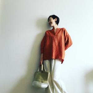 UNIQLOのリネンコレクションよりオススメの2着!