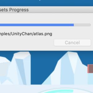 Unity 2019.3にあげると再生のたびにImport Assetsが実行される現象