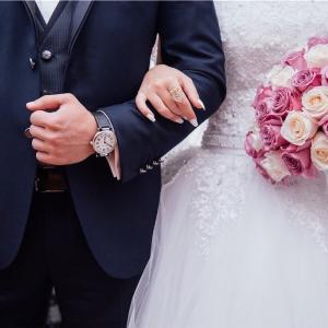 結婚式と納棺式