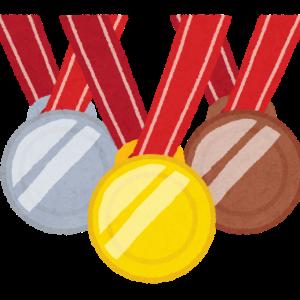 ジュニア算数オリンピック大会2020で銀メダル