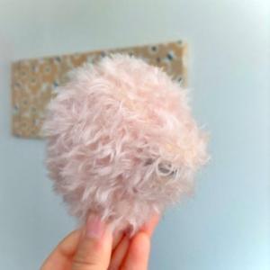 次はピンクのオープンマウスのベアちゃん