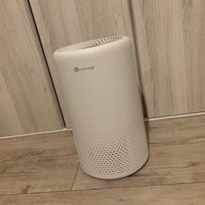 【ペット臭】コンパクト空気清浄機を寝室用に購入