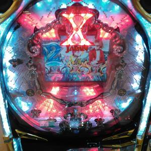 懐かしの台⑦ X JAPAN紅魂 導入開始 :2011年01月