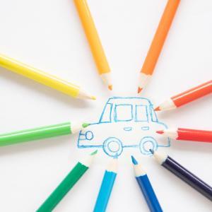 車の色選び。何を重視する?