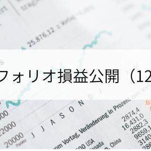 ポートフォリオ損益公開(12か月目)