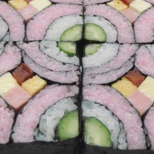 【四海巻き】飾り寿司