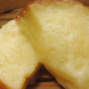 フレンチトーストのような蒸しパン