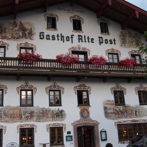 ドライブ周遊旅行・おまけ1(南ドイツ・オーストリア・北イタリア)