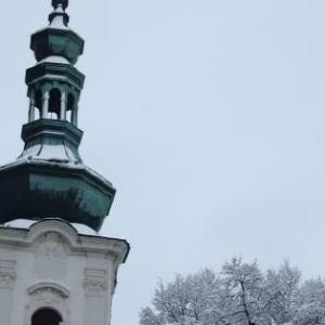 冬の中央ヨーロッパ 娘と一緒の気まま旅 6 憧れのストラホフ修道院