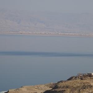 砂漠の中のリゾート・死海 イスラエル旅行記 13