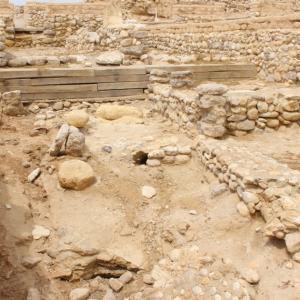 世界遺産・テル・べエル・シェバの遺跡とベドウィンテントでランチ イスラエル旅行記 15