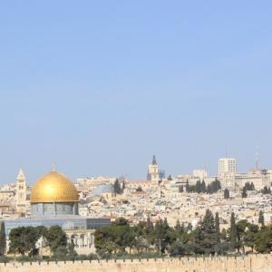 エルサレム神殿の丘・黄金ドーム イスラエル旅行記 17