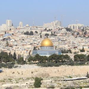 終末を待ち望む、オリーブ山をいく イスラエル旅行記 20