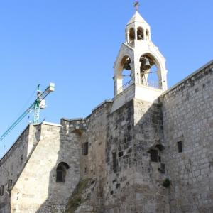 生と死が同時に…イエスキリストが生まれた場所・ベツレヘムの聖誕教会 イスラエル旅行記 26
