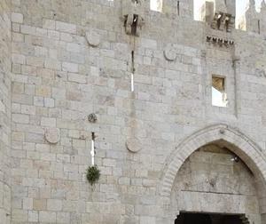 もう一つのイエスキリストの墓といわれる「主の園の墓」イスラエル旅行記 27