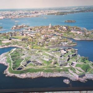 世界遺産スオメリンナ島を散策する 北欧旅行 12