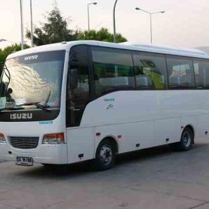 ガソリンスタンドの楽しみと、チェシメシェラトンホテル トルコ旅行記 7