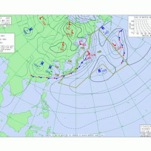 今年一番のジメジメ〜関東も梅雨入りか