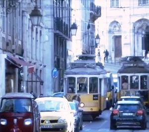 リスボン対決!電車VS車