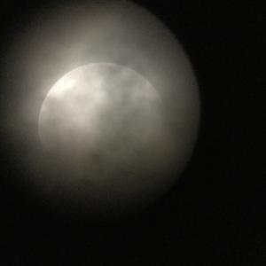 皆既月食ほぼライブ⑤