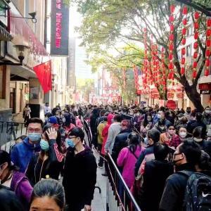 新型コロナウイルス この先どうなる?中国広州。New Coronavirus What happens in the future? Guangzhou, China.