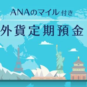 ソニー銀行で外貨定期預金してANAマイルを貯めて日本帰国。Sony Bank deposits foreign currency time deposits, earns ANA miles and returns to Japan.