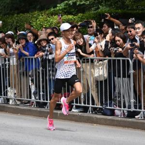 東京オリンピック マラソンの選考状況