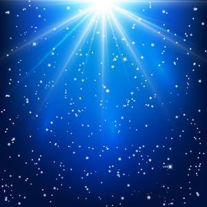 キラキラ星は北極星?