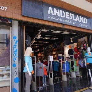 "2020/01/13 ""ANDES GEAR""でお買い物"