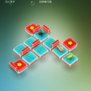 虫たちを操るパズルアプリ「ハムバグ」をレビュー!