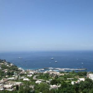 イタリアゴールデンルートを駆け抜けて④ ナポリ・カプリ島