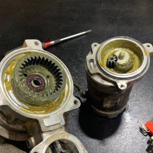 WA30-1 セルモーター