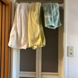 洗濯機の乾燥機能は使うべし!