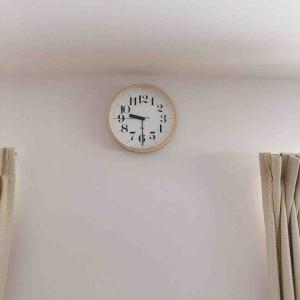 新居に選んだ時計はコチラ
