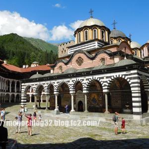 リラの僧院と宿坊泊