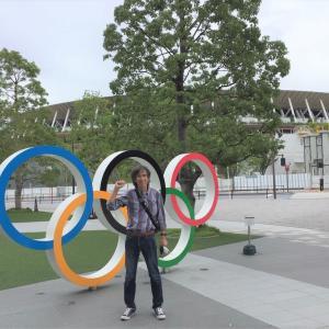 日本オリンピックミュージアム見学 1608