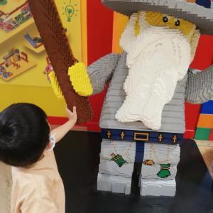 レゴランド 4歳 男の子 レポ お台場
